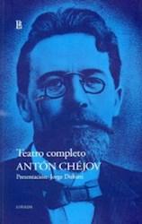 Libro Teatro Completo De Anton Chejov