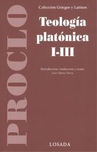 Papel Teologia Platonica L I-Iii
