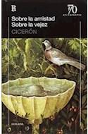 Papel SOBRE LA AMISTAD / SOBRE LA VEZ (COLECCION 70 ANIVERSARIO) (BOLSILLO)