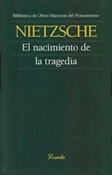 Libro Nacimiento De La Tragedia