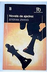 Papel NOVELA DE AJEDREZ (NARRATIVA) (70 ANIVERSARIO)
