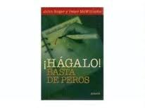 Papel HAGALO BASTA DE PEROS