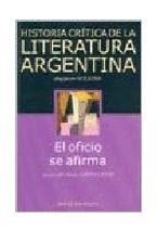 Papel HISTORIA CRITICA 10 DE LA LITERATURA ARGENTINA (LA IRRUPCION