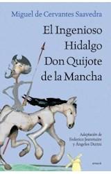 Papel EL INGENIOSO HIDALGO DON QUIJOTE DE LA MANCHA
