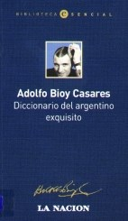 Papel Diccionario Del Argentino Exquisito