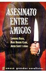 Papel ASESINATO ENTRE AMIGOS
