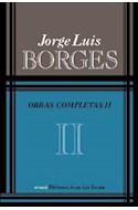 Papel OBRAS COMPLETAS II 1952-1972 (RUSTICA)