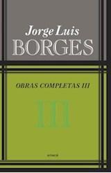 Papel OBRAS COMPLETAS III (BORGES JORGE LUIS) (RUSTICA)
