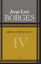 Papel Obras Completas Iv Borges Pk