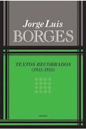 Papel TEXTOS RECOBRADOS 1931-1955 (RUSTICA)