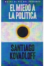 Papel EL MIEDO A LA POLITICA