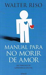 Papel Manual Para No Morir De Amor