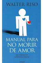 Papel MANUAL PARA NO MORIR DE AMOR
