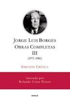 Papel OBRAS COMPLETAS VOL.III (1975-1985)