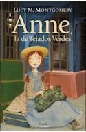 Papel ANNE LA DE TEJADOS VERDES (RUSTICA)