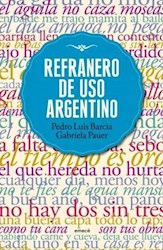 Papel Refranero De Uso Argentino