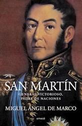 Papel San Martin General Victorioso Padre De Naciones