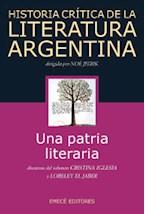 Papel HISTORIA CRITICA DE LA LITERATURA ARGENTINA 1