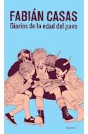 Papel DIARIOS DE LA EDAD DEL PAVO (RUSTICA)