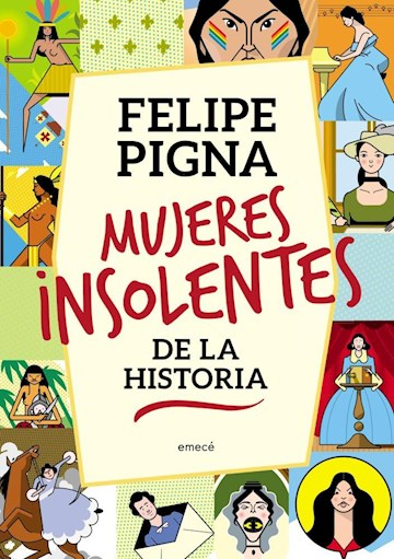 Papel Mujeres Insolentes De La Historia