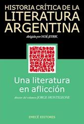 Libro Historia Critica De La Literatura Argentina 12