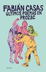 Libro Ultimos Poemas En Prozac