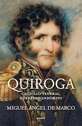 Libro Quiroga