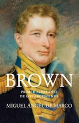 Papel Brown Primer Almirante De Los Argentinos