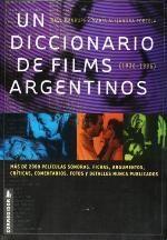 Papel Un Diccionario De Films Argentinos T1
