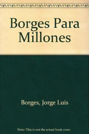 Papel Borges Para Millones