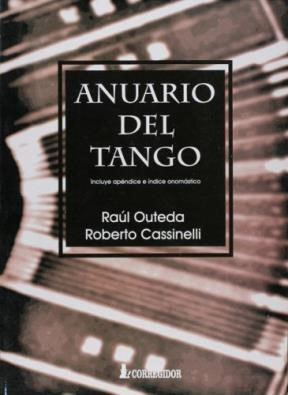 Papel Anuario Del Tango