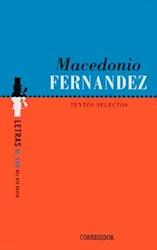 Papel Textos Selectos - Macedonio Fernandez