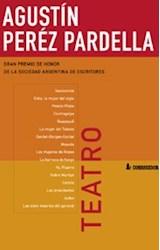 Papel TEATRO- PEREZ PARDELLA