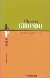 Libro Oliverio Girondo  Textos Selectos