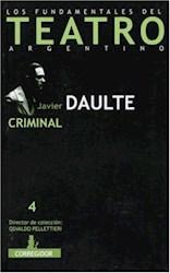 Libro Criminal