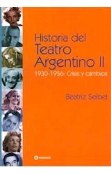 Papel HISTORIA DEL TEATRO ARGENTINO II 1930-1956