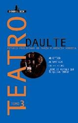 Papel Teatro Tomo 3 - Javier Daulte