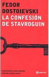 Papel LA CONFESION DE STAVROGUIN