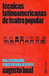 Libro Tecnicas Latinoamericanas De Teatro