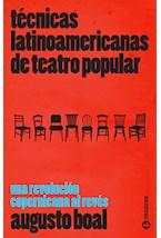 Papel TECNICAS LATINOAMERICANAS DE TEATRO POPULAR
