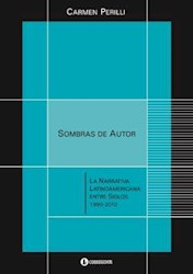Libro Sombras De Autor