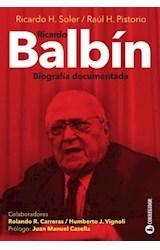 Papel RICARDO BALBIN BIOGRAFIA DOCUMENTADA