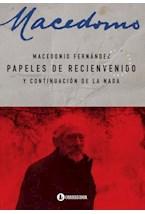 Papel PAPELES DE RECIENVENIDO Y CONTINUACION DE LA NADA
