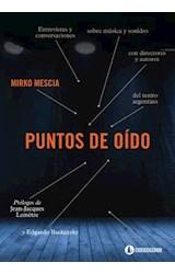 Papel PUNTOS DE OIDO