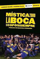 Papel Mistica 2000 La Boca Se Copo Para Siempre