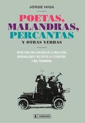 Libro Poetas Malandras Percantas Y Otras Yerbas