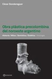 Papel Obra Plástica Precolombina Del Noroeste Argentino