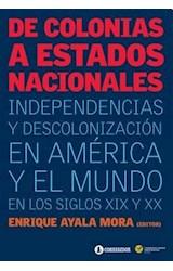 Papel DE COLONIAS A ESTADOS NACIONALES