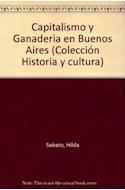 Papel CAPITALISMO Y GANADERIA EN BUENOS AIRES LA FIEBRE LANAR