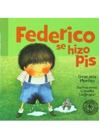 Papel Federico Se Hizo Pis
